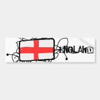 L'Angleterre Autocollant Pour Voiture