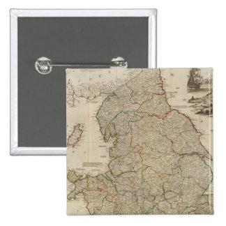 L'Angleterre composée, Pays de Galles Badges