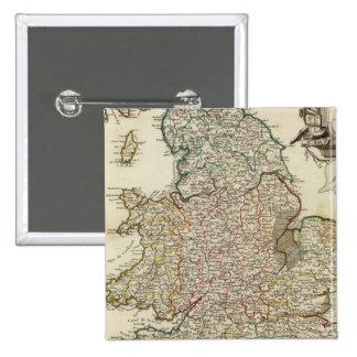 L'Angleterre et le Pays de Galles 2 Badge