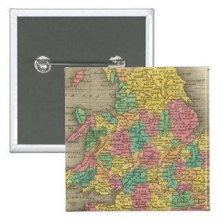 L'Angleterre et le Pays de Galles Badge