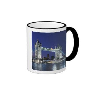 L'Angleterre, Londres, pont 3 de tour Mug À Café