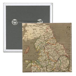 L'Angleterre, Pays de Galles 2 Badge