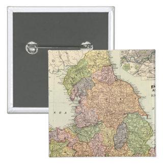 L'Angleterre, Pays de Galles 2 Badges