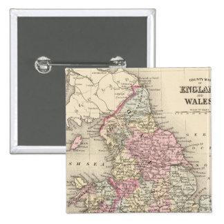 L'Angleterre, Pays de Galles 5 Badges