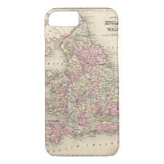 L'Angleterre, Pays de Galles 5 Coque iPhone 7