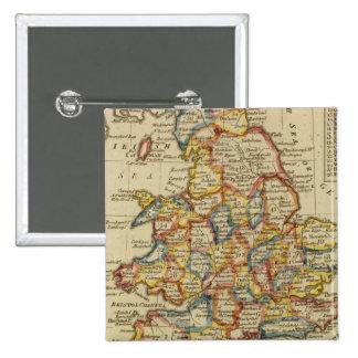 L'Angleterre, Pays de Galles 6 Badges