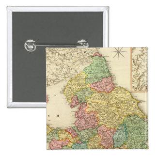 L'Angleterre, Pays de Galles, Ecosse Pin's