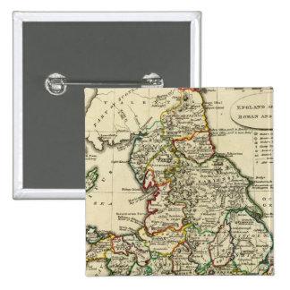 L'Angleterre, Pays de Galles romain, moderne Badge