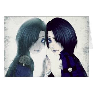 L'Anime jumelle des disparus carte