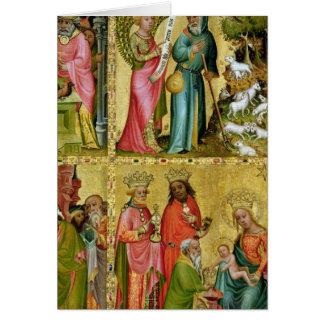 L'annonce à St Joachim Cartes