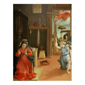 L'annonce, c.1534-35 carte postale