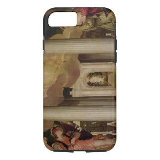 L'annonce, c.1551-53 (huile sur la toile) coque iPhone 7