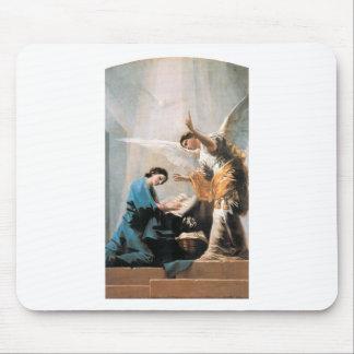 L'annonce, Francisco José de Goya, beaux-arts Tapis De Souris