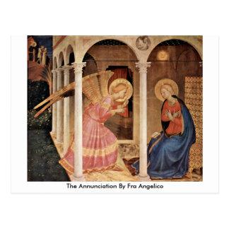 L'annonce par ATF Angelico Carte Postale