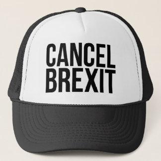 L'annulation Brexit demeurent UE d'Union Casquette