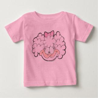 Lanoline la chemise de bébé d'agneau t-shirt pour bébé