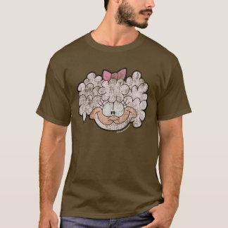 Lanoline la chemise des hommes d'agneau t-shirt