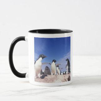 L'Antarctique, Pygoscelis de pingouin d'Adelie Mug