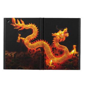 Lanterne chinoise de dragon