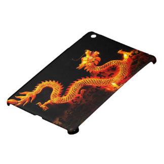 Lanterne chinoise de dragon étui iPad mini