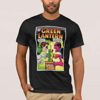 Lanterne verte contre Sinestro T-shirt