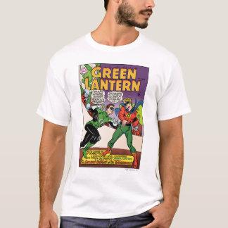 Lanterne verte dans l'anneau t-shirt