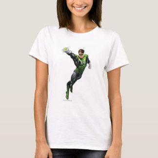 Lanterne verte - entièrement rendue, bras t-shirt