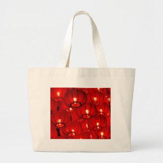 Lanternes Grand Tote Bag
