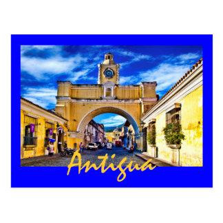 L'Antigua, Guatemala, Amérique Centrale Carte Postale