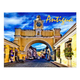 L'Antigua, Guatemala, Amérique Centrale Cartes Postales