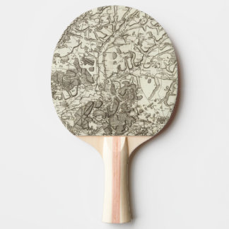 Laon, Noyon Raquette De Ping Pong