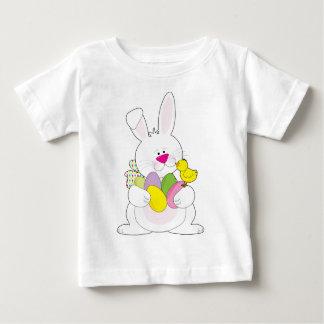 Lapin de Pâques T-shirt Pour Bébé