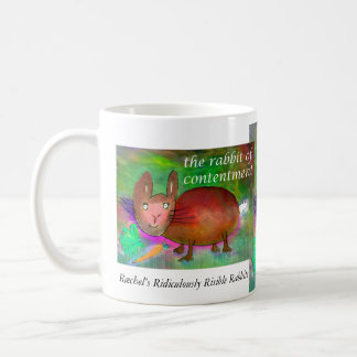Lapin de satisfaction [tasse] mug