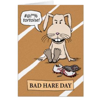 Lapin drôle : Mauvais jour de lièvres Cartes