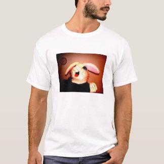 Lapin effrayant t-shirt