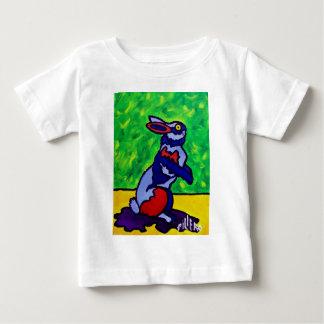 Lapin heureux par Piliero T-shirts