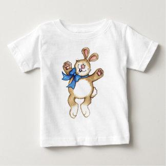 Lapin heureux - T-shirt infantile