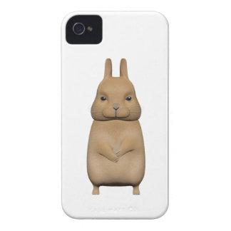 Lapin mignon et beau coques iPhone 4 Case-Mate
