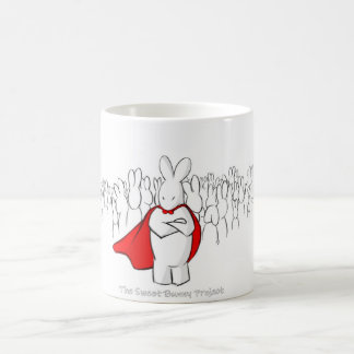 Lapin superbe ! mug blanc