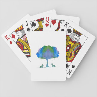 Lapins Cartes À Jouer