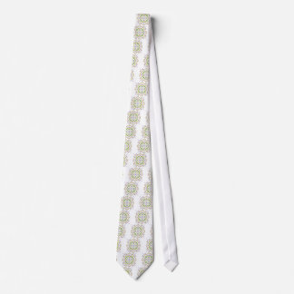 Lapins de kaléidoscope cravates