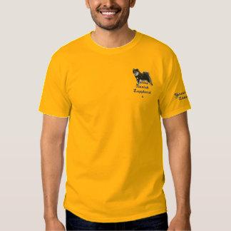 Lapphund finlandais - T-shirt d'or
