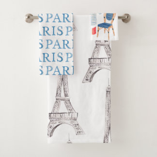 L'aquarelle française de Paris gribouille