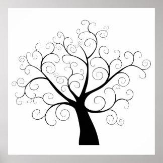 L'arbre Affiches