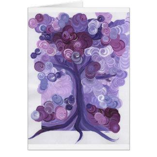 L'arbre de Dixon de Liz   tiennent le premier rôle Carte De Vœux