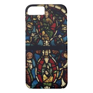 L'arbre de Jesse, 13ème siècle (verre souillé) Coque iPhone 7