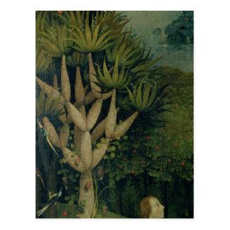 L'arbre de la connaissance du le bien et le mal cartes postales