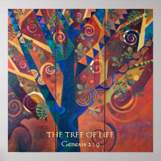 L'ARBRE de la VIE, genèse 2 : 9 Posters