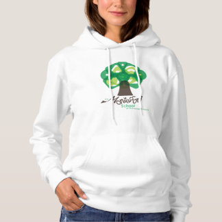 L'arbre des femmes de MSCU et le sweat - shirt à
