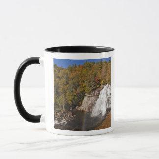 L'arc-en-ciel tombe en parc d'état de gorges dans mug